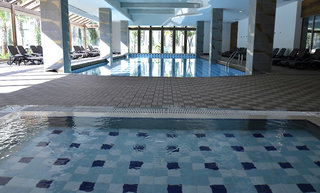 Hotel Port Side Resort Hallenbad