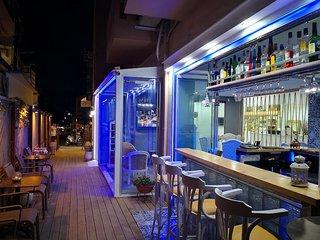 Hotel Thalia Deco Hotel Bar
