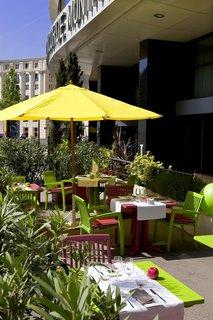 Hotel Concorde Montparnasse Terasse