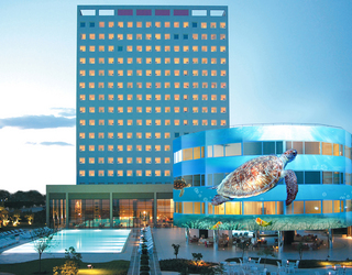 Hotel The Marmara Antalya Außenaufnahme