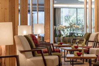 Hotel Aqua Dome - Tirol Therme Längenfeld Lounge/Empfang