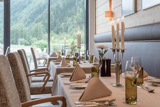 Hotel Aqua Dome - Tirol Therme Längenfeld Restaurant