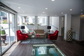 Hotel Santa Cruz Village Lounge/Empfang