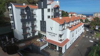 Hotel Santa Cruz Village Außenaufnahme