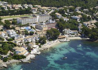 Hotel HSM President Golf & Spa Luftaufnahme