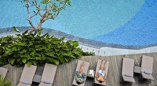 Hotel Courtyard by Marriott Bali Seminyak Pool