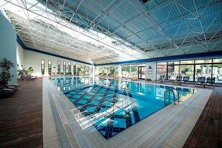 Hotel Limak Atlantis Deluxe Resort & Hotel Hallenbad