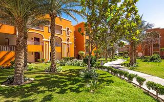 Hotel COOEE Caribbean World Soma Bay Garten