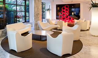 Hotel Aparthotel Aguamar Lounge/Empfang