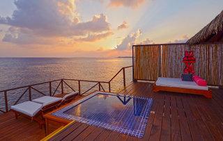 Hotel Adaaran Prestige Vadoo Maldives Wohnbeispiel