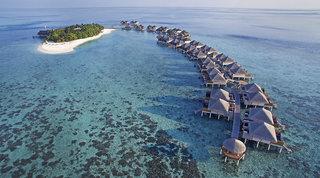 Hotel Adaaran Prestige Vadoo Maldives Luftaufnahme