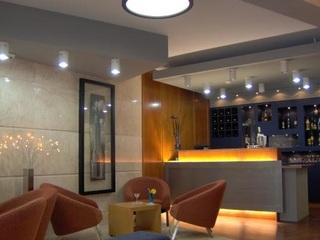 Hotel America Diamonds Hotel Bar