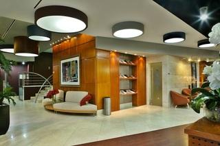 Hotel America Diamonds Hotel Lounge/Empfang