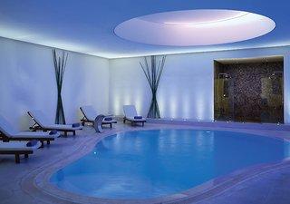 Hotel Atlantica Eleon Grand Resort & Spa Hallenbad