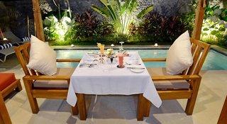 Hotel Alam Bidadari Seminyak Villas Restaurant