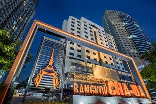 Hotel Bangkok Cha Da Außenaufnahme