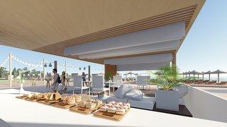 Hotel Adora Calma Beach Hotel Bar
