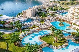 Hotel Lindos Royal Resort Außenaufnahme