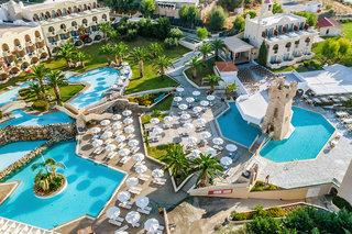 Hotel Lindos Royal Resort Luftaufnahme