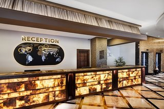 Hotel Jacaranda Hotel Lounge/Empfang