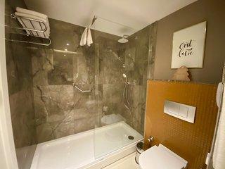 Hotel Baia Lara Badezimmer