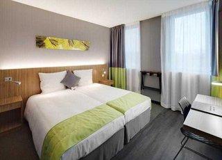 Hotel Best Western Brussels South Wohnbeispiel