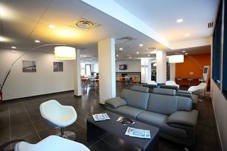 Hotel All Suites Appart Hotel Orly Rungis Lounge/Empfang