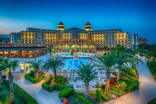Hotel Kirman Sidemarin Beach & Spa Außenaufnahme