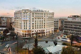 Hotel Wyndham Grand Athens Außenaufnahme