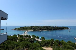 Hotel All Suites Island Hotel Istra Landschaft