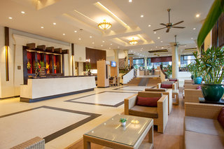 Hotel Deevana Patong Resort & Spa Lounge/Empfang