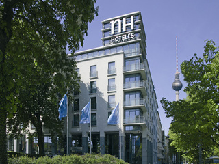 Hotel NH Berlin Alexanderplatz Außenaufnahme