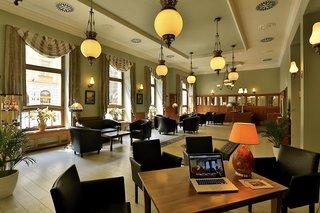 Hotel Ariston & Ariston Patio Prague Lounge/Empfang