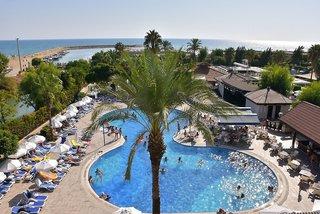 Hotel Seher Resort & Spa Pool