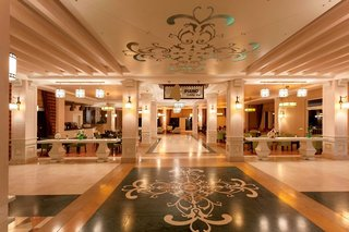 Hotel Seher Resort & Spa Lounge/Empfang