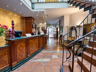 Hotel Radisson Blu Hotel Altstadt Salzburg Lounge/Empfang