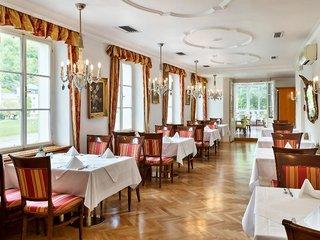 Hotel Radisson Blu Hotel Altstadt Salzburg Restaurant
