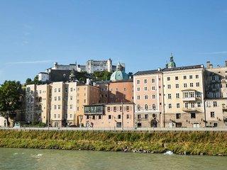 Hotel Radisson Blu Hotel Altstadt Salzburg Außenaufnahme