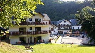 Hotel Moselhotel Waldeck Außenaufnahme