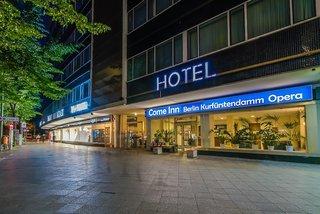 Hotel Come Inn Hotel Berlin Kurfürstendamm Opera Außenaufnahme