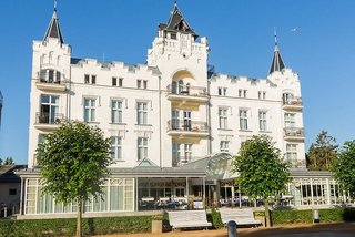 Hotel Usedom Palace Außenaufnahme