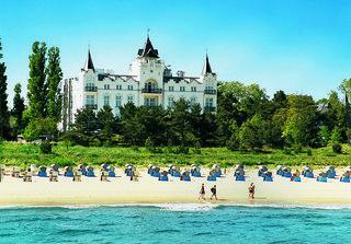 Hotel Usedom Palace Strand