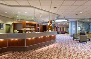 Hotel Leonardo Hotel Köln Lounge/Empfang