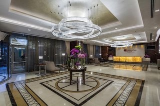 Hotel DoubleTree by Hilton Istanbul Topkapi Lounge/Empfang