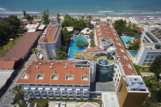 Hotel Side Star Beach Luftaufnahme