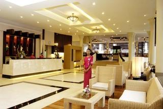 Hotel Deevana Patong Resort & Spa Lounge/Empfang