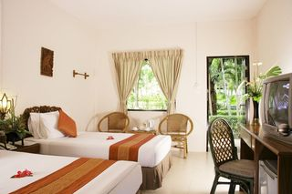 Hotel Deevana Patong Resort & Spa Wohnbeispiel