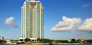 Hotel The Peninsula Bangkok Außenaufnahme