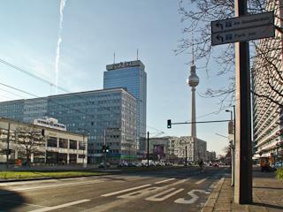 Hotel Park Inn by Radisson Berlin-Alexanderplatz