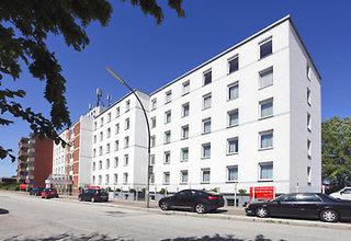 Hotel PLAZA Inn Hamburg MoorfleetAußenaufnahme